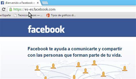 Cómo abrir Facebook en Español - TecniComo