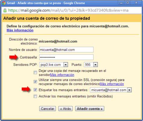 Como Abrir Mi Correo Hotmail Bandeja De Entrada ...