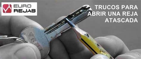 Cómo abrir una cerradura de reja con un lápiz   Bienvenido ...