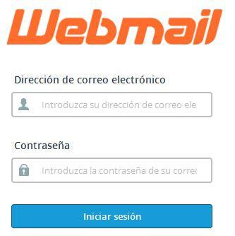 ¿Cómo acceder al email a través de Webmail?