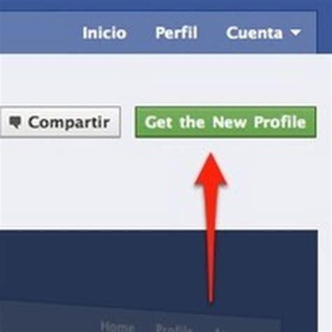 Cómo activar el nuevo perfil de Facebook   Blog de Diseño ...