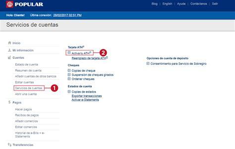 ¿Cómo activar la ATH® Internacional VISA con logo VISA ...