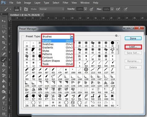 Como adicionar novos pincéis no Photoshop | Dicas e ...