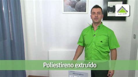 Cómo aislar paredes con friso de MDF (Leroy Merlin) - YouTube