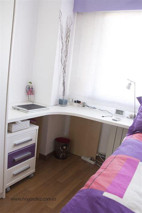 Cómo amueblar una habitación juvenil de 8 m2. Small&Low ...