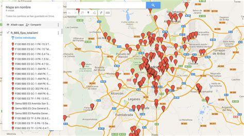 Cómo añadir todos los radares a Google Maps