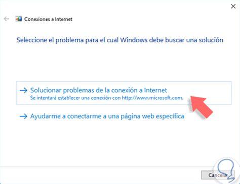 Cómo arreglar conexión red Internet y WiFi Windows 10, 8 ...