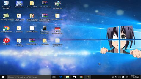COMO ARREGLAR LA RESOLUCION DE PANTALLA EN WINDOWS 10 2016 ...