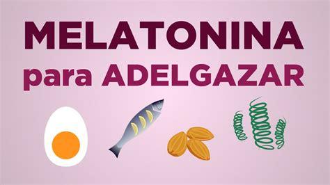 Cómo aumentar la melatonina para quemar grasas más rápido ...
