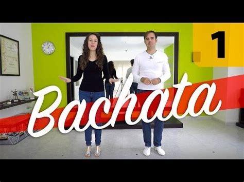 Cómo bailar BACHATA paso a paso - Curso básico de BACHATA ...