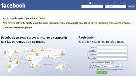 Cómo borrarse de Facebook | El Catalejo | Blogs | elmundo.es
