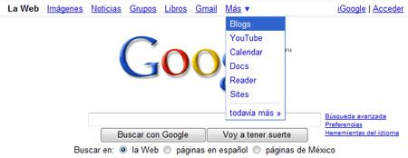 ¿Cómo buscar un blog utilizando Google?