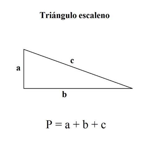 Cómo calcular el perímetro de un triángulo   unComo