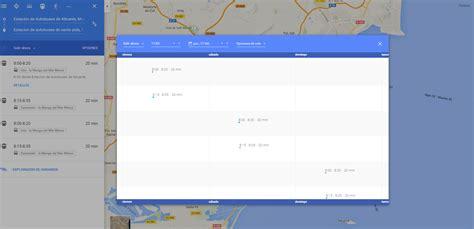 Cómo calcular tus rutas en bus con Google Maps   Estación ...