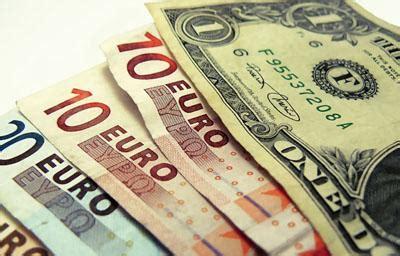 Cómo cambiar dólares a euros   5 pasos
