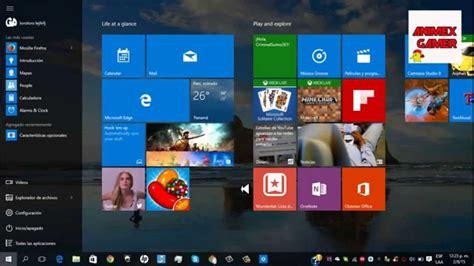 como cambiar el menu inicio en pantalla completa windows ...