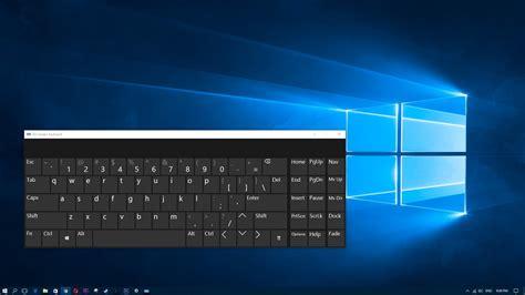 Cómo cambiar el tamaño del teclado en pantalla de Windows 10