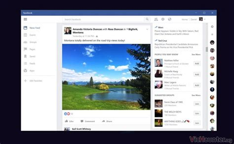 Como cambiar entre cuentas de Facebook en el mismo ...