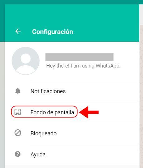 Cómo cambiar Fondo de Pantalla de WhatsApp  desde ...