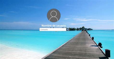 Cómo cambiar la imagen de inicio de sesión de Windows 10 ...