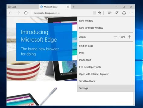 Cómo Cambiar tu Buscador Predeterminado en Microsoft Edge