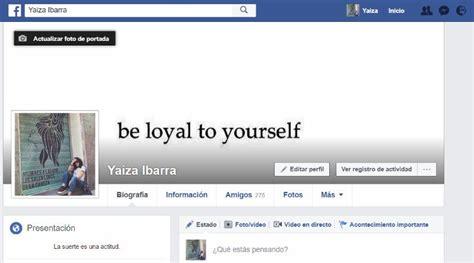 Cómo cambiar tu foto de perfil en Facebook