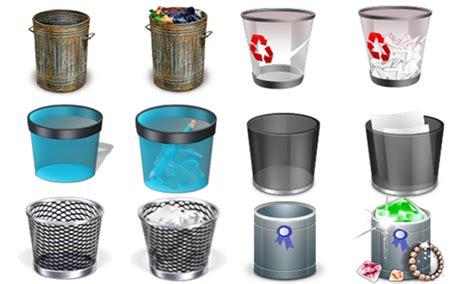 como cambiarle el icono ala papelera de reciclaje - YouTube