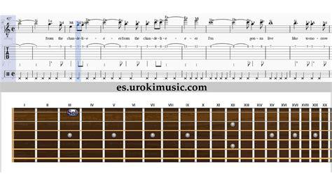 Cómo cantar, Como Tocar Guitarra Sia chandelier Clases ...