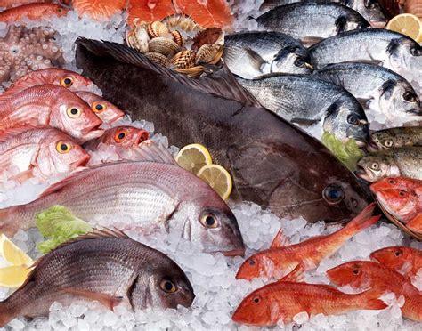 Cómo cocer mariscos y pescados   Sabores del mar