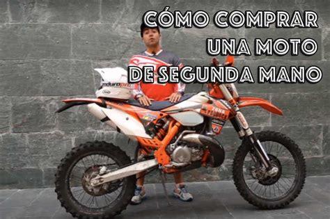 Cómo comprar moto de segunda mano   Moto1Pro