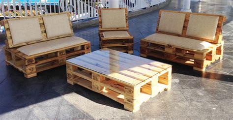 Como Construir un sofa con Palet : Bricomanualidades