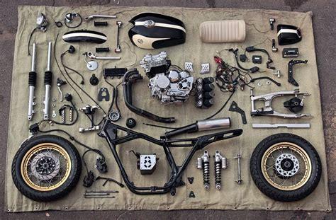 Como construir una moto Cafe Racer   CafeRaceros