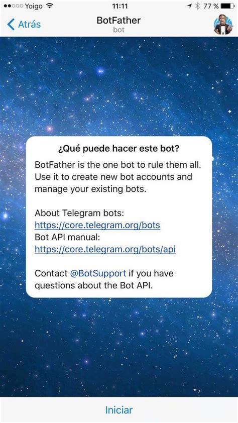 Cómo crear tu propio bot en Telegram - tuexpertoapps.com