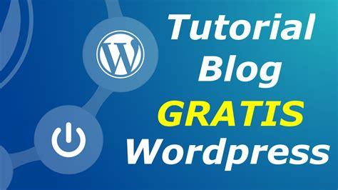 Como Crear un Blog Gratis con Wordpress #1   Chriss Benitez