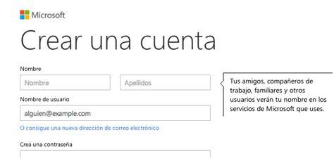 Cómo crear un MSN sin Hotmail u Outlook   mil comos | mil ...