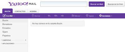 Como crear una cuenta de correo Yahoo | Iniciar sesion ...