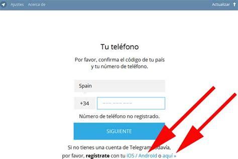 Cómo crear una cuenta en Telegram   Recursos Prácticos