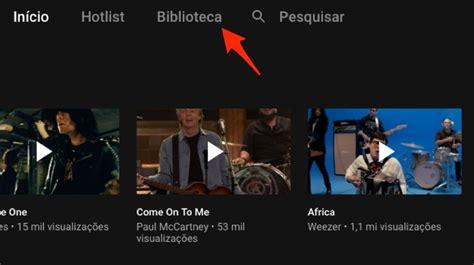 Como criar playlists no YouTube Music no PC ou celular ...