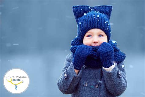 Cómo cuidar a los niños del frío en invierno   Consultas ...