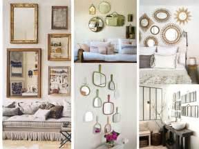 Cómo decorar con espejos siguiendo las últimas tendencias