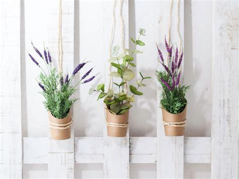Cómo decorar con plantas artificiales - Mi Casa