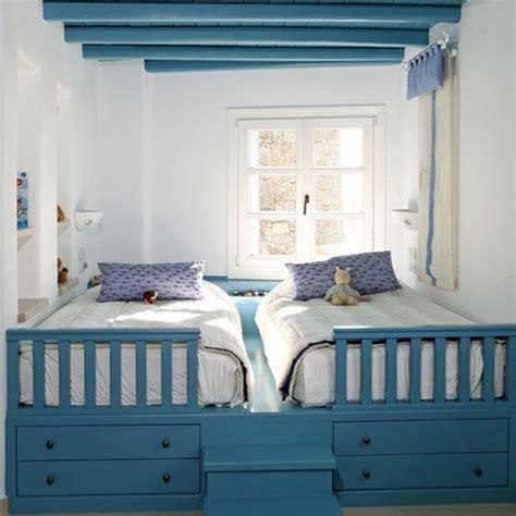 Cómo decorar habitaciones infantiles pequeñas   Pequeocio