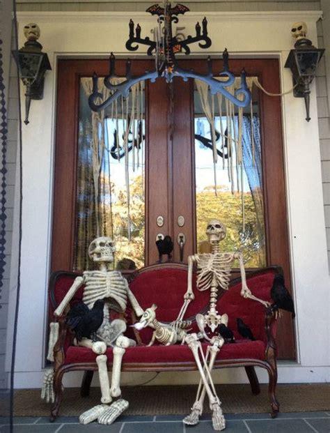 Cómo decorar la entrada de la casa en Halloween - pisos Al ...