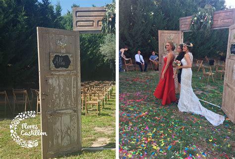 ¿Cómo decorar tu finca para celebrar una boda vintage ...