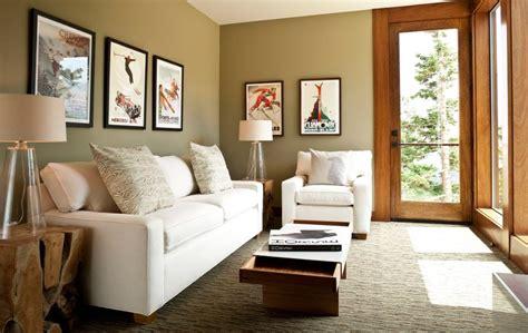 Cómo decorar un salón pequeño. Decoración del hogar.