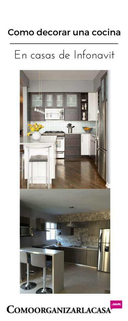 Como decorar una cocina de infonavit   Decoracion de ...