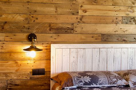 Cómo decorar una pared con madera de palet – I Love Palets