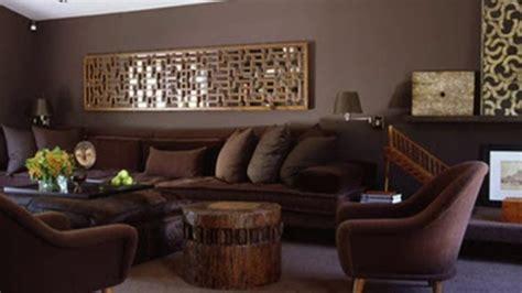 Cómo decorar una sala con muebles color chocolate   YouTube
