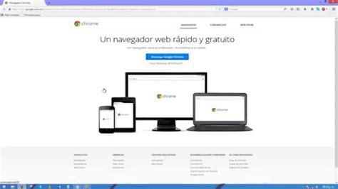 Como Descargar Google Chrome para Windows 7/8   Doovi