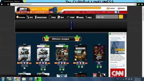 Como Descargar Juegos Gratis Para Wii Pc Xbox 360 Psp Nds ...